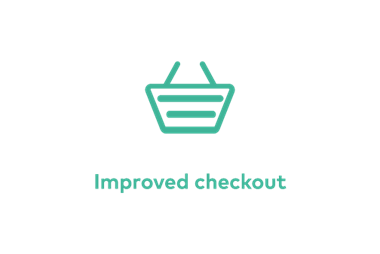 Improved Checkout