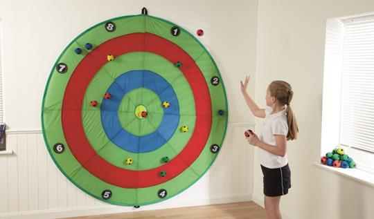 Giant Pop-up Target