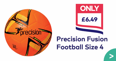 Precision Fusion Football - Size 4