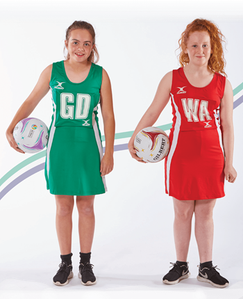 Netball Clothing Size Guide