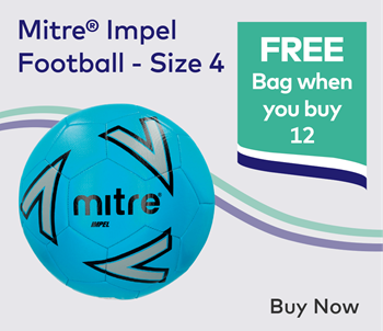 Mitre Impel Football - Size 4