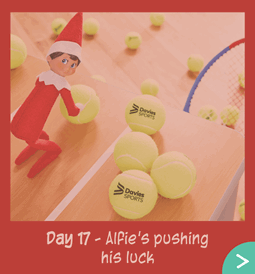 Active Advent day 17