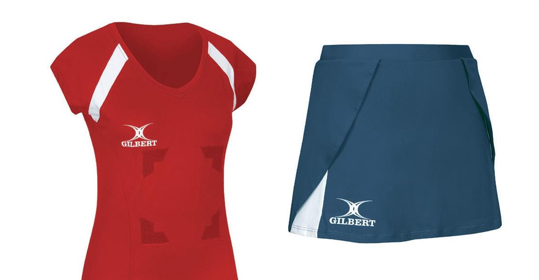Gilbert Netball Clothing