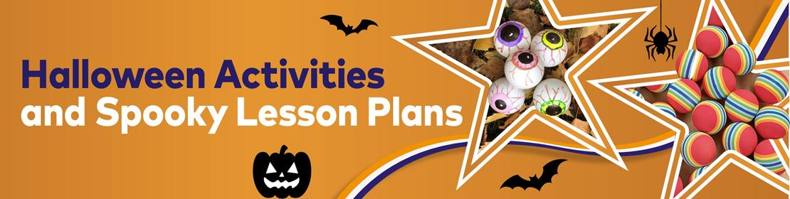 Halloween Activities and Spooky Lesson Plans